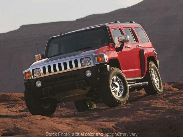 Used 2007  Hummer H3 4d SUV Adventure at Maxx Loans USA near Saline, MI