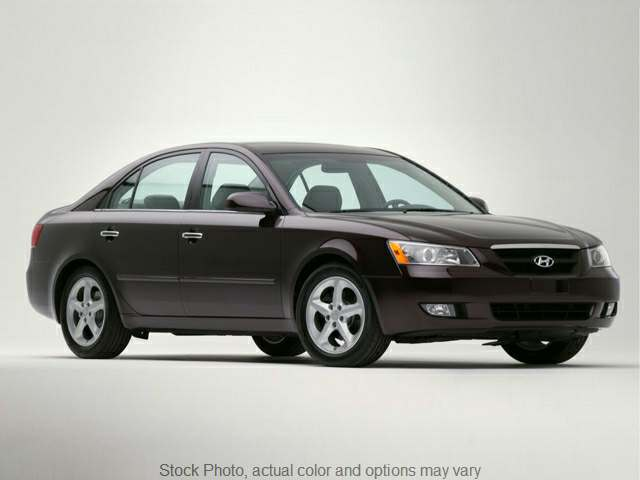 2007 Hyundai Sonata 4d Sedan GLS Auto at Action Auto Group near Oxford, MS