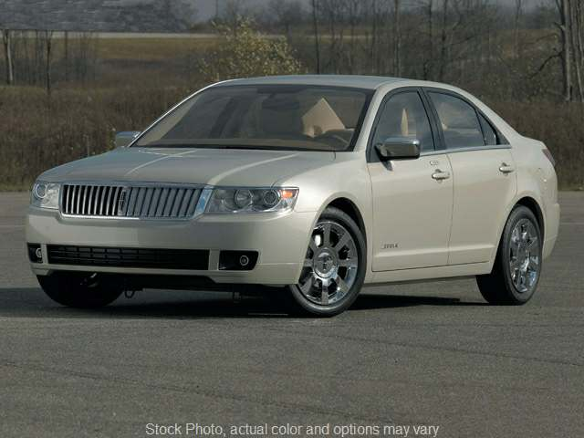 2006 Lincoln Zephyr 4d Sedan at Action Auto Group near Oxford, MS