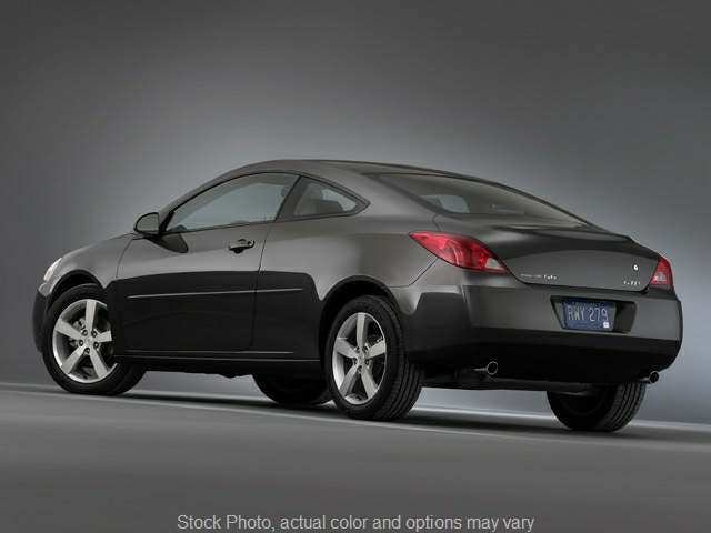 Used 2006  Pontiac G6 2d Coupe GTP at Good Wheels near Ellwood City, PA