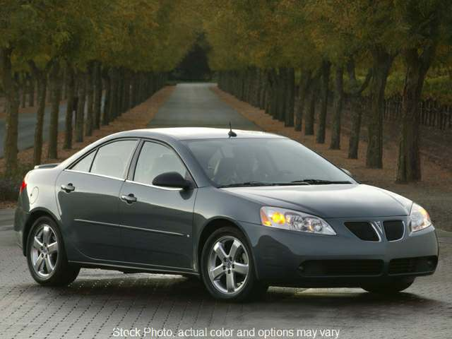 Used 2007  Pontiac G6 4d Sedan V6 at Action Auto Group near Oxford, MS