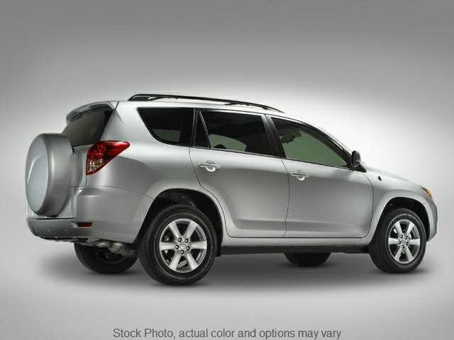 Used 2007  Toyota RAV4 4d SUV FWD at Action Auto Group near Oxford, MS