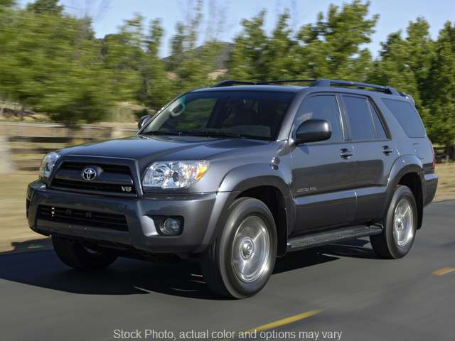 Used 2006  Toyota 4Runner 4d SUV 4WD SR5 (V6) at Shook Auto Sales near New Philadelphia, OH