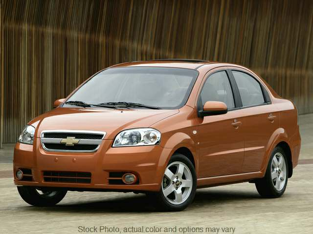 2007 Chevrolet Aveo 4d Sedan LS at Good Wheels near Ellwood City, PA