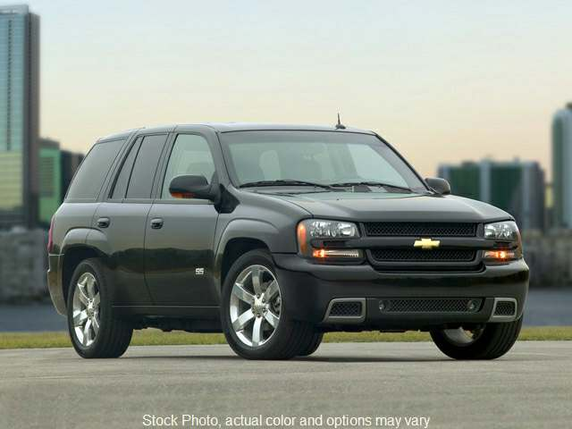 Used 2007  Chevrolet Trailblazer 4d SUV RWD LS at Action Auto Group near Oxford, MS
