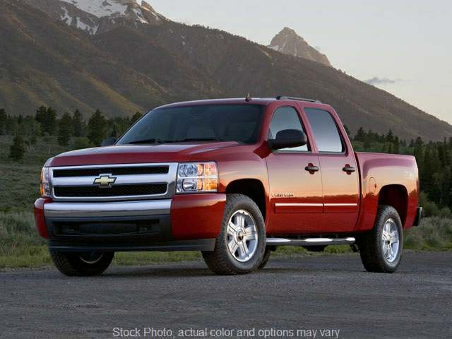 Used 2007  Chevrolet Silverado 1500 2WD Crew Cab LT1 at Solutions Auto Group near Chickasha, OK