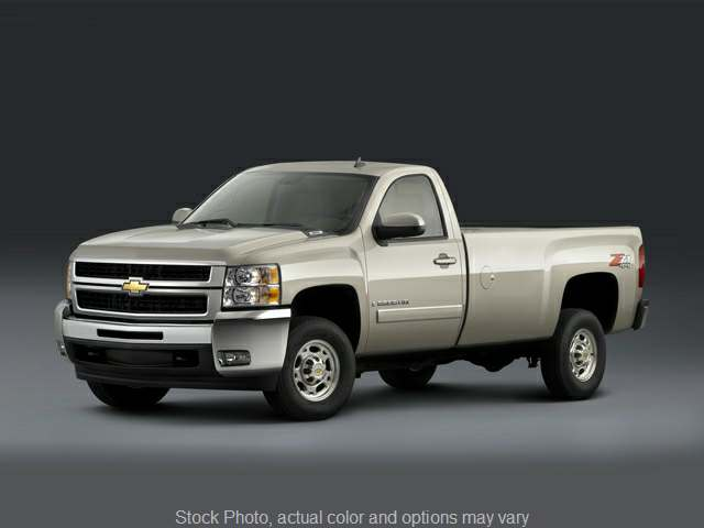 2007 Chevrolet Silverado 2500 4WD Reg Cab LT at Good Wheels near Ellwood City, PA