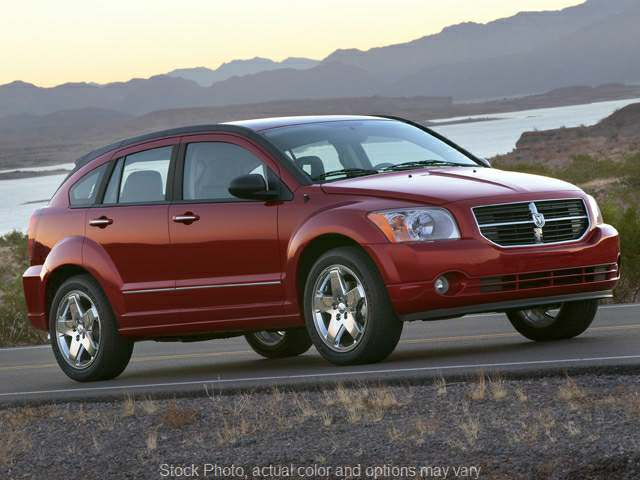 Used 2007  Dodge Caliber 4d Wagon SXT 2.0L at Good Wheels near Ellwood City, PA
