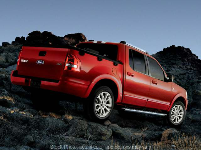 Used 2007  Ford Explorer Sport Trac 4d SUV 4WD XLT V6 at Naples Auto Sales near Vernal, UT