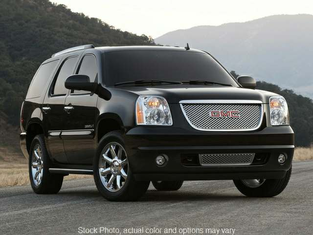2007 GMC Yukon 4d SUV 4WD Denali at Sunbelt Automotive near Albemarle, NC
