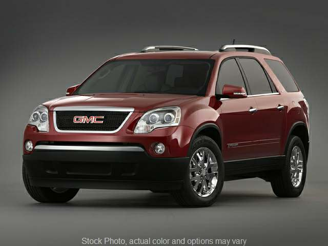 2007 GMC Acadia 4d SUV FWD SLT-2 at Carriker Auto Outlet near Knoxville, IA