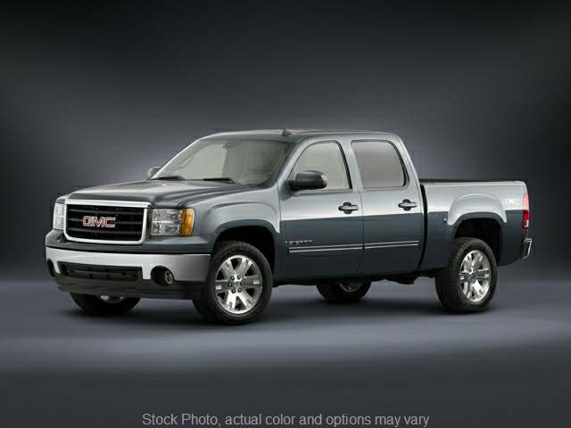 Used 2007  GMC Sierra 1500 4WD Crew Cab SLE2 at Oxendale Auto Center near Prescott Valley, AZ
