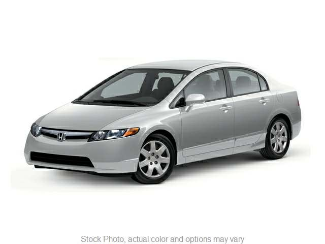 Used 2007  Honda Civic Sedan 4d LX Auto at Action Auto Group near Oxford, MS