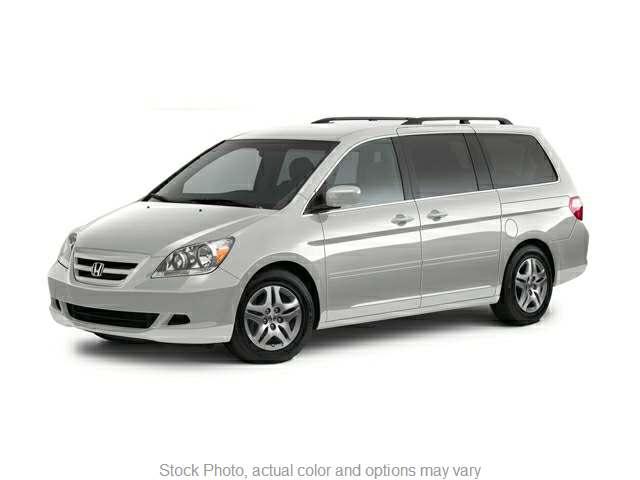 Used 2007  Honda Odyssey 5d Wagon EX at Shook Auto Sales near New Philadelphia, OH