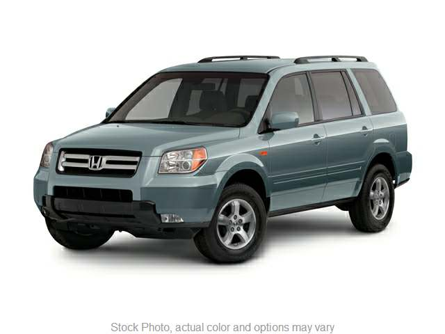 Used 2007  Honda Pilot 4d SUV 4WD EX at Bradley Auto Finance near Hudson, NH