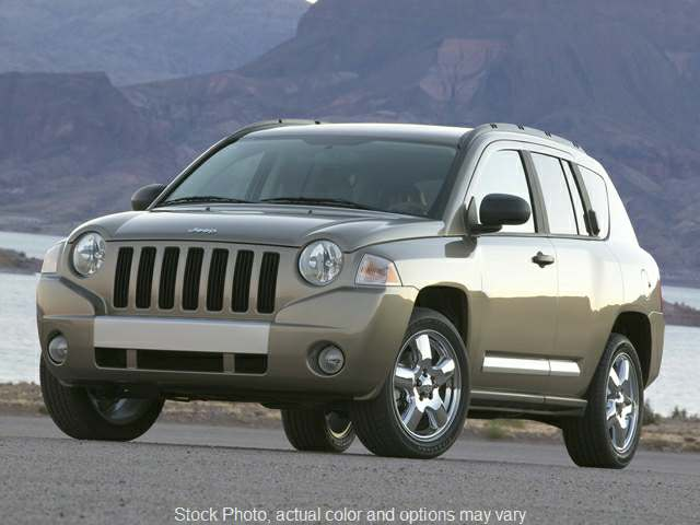 2007 Jeep Compass 4d SUV 4WD at Good Wheels near Ellwood City, PA