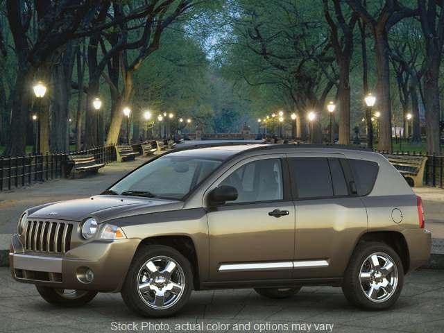 Used 2007  Jeep Compass 4d SUV FWD Limited at Express Auto near Kalamazoo, MI