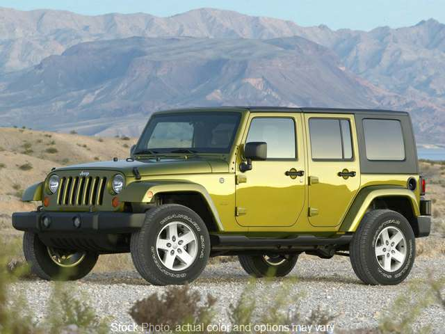 2007 Jeep Wrangler Unlimited 4d Convertible 4WD X at Good Wheels near Ellwood City, PA