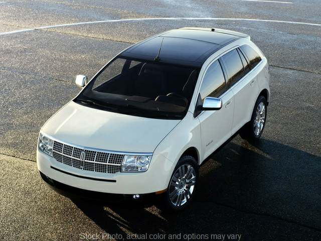 Used 2007  Lincoln MKX 4d SUV AWD Ultimate at Credit Now Auto Inc near Huntsville, AL