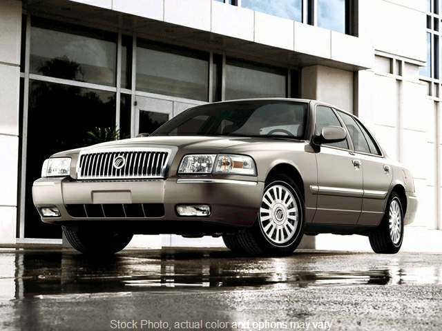 Used 2007 Mercury Grand Marquis 4d Sedan LS at Express Auto near Kalamazoo, MI
