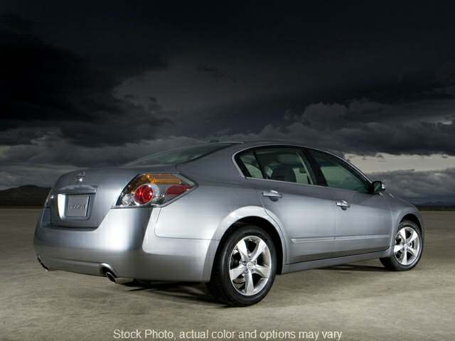 Used 2007 Nissan Altima 4d Sedan at Action Auto - Oxford near Oxford, MS