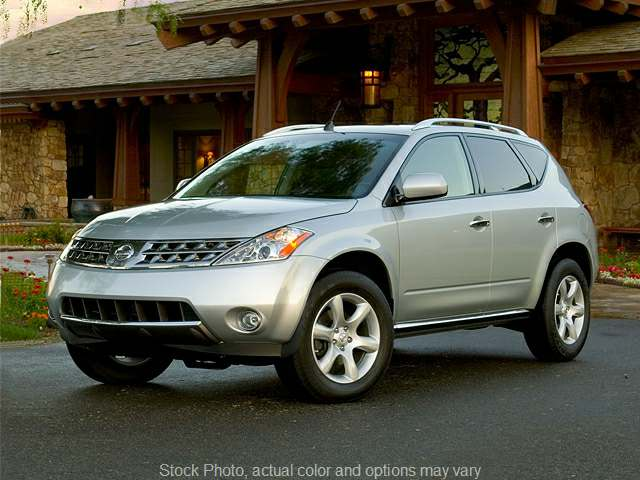 2007 Nissan Murano 4d SUV AWD SL at Good Wheels near Ellwood City, PA