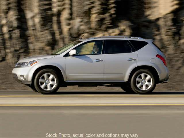 Used 2007  Nissan Murano 4d SUV AWD S at Paradise Motors near Lansing, MI