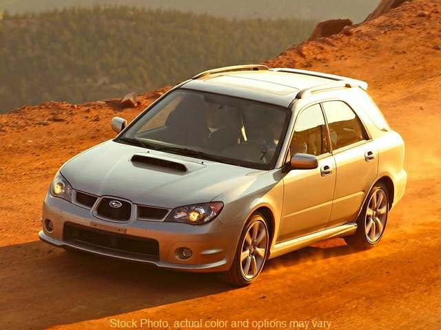 Used 2007  Subaru Impreza 4d Wagon 2.5i Auto at Shook Auto Sales near New Philadelphia, OH