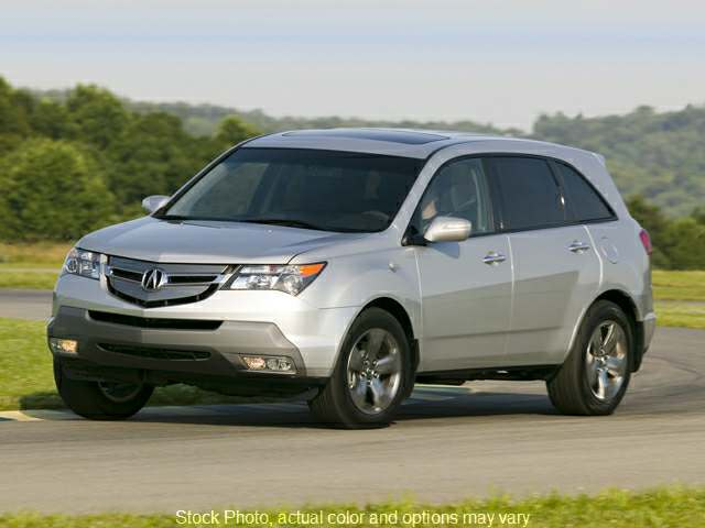 Used 2008 Acura MDX 4d SUV Tech RES at MLC Motor Cars near Brighton, MI