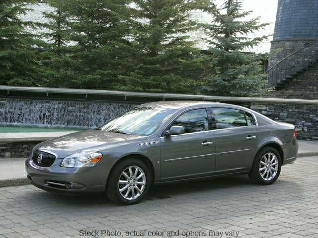 2008 Buick Lucerne 4d Sedan CXL at Action Auto Group near Oxford, MS