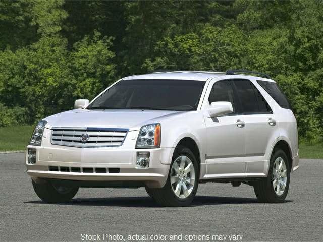 2008 Cadillac SRX 4d SUV AWD V6 at Metro Auto Sales near Philadelphia, PA
