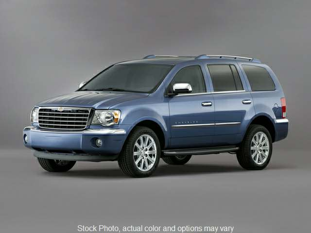 Used 2008  Chrysler Aspen 4d SUV 4WD Limited Hemi at Graham Auto Group near Mansfield, OH