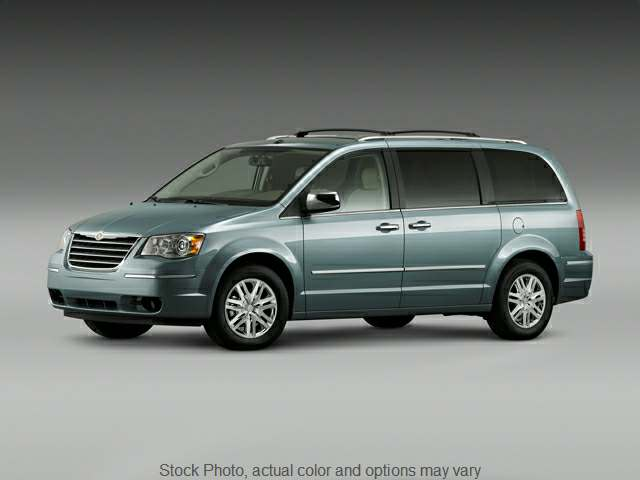 2008 Chrysler Town & Country 4d Wagon LX at Camacho Mitsubishi near Palmdale, CA