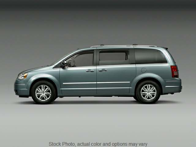 Used 2008  Chrysler Town & Country 4d Wagon LX at Good Wheels near Ellwood City, PA