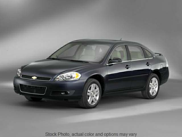 2008 Chevrolet Impala 4d Sedan LT at Good Wheels near Ellwood City, PA