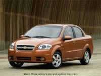 Used 2008  Chevrolet Aveo 4d Sedan LT at Edd Kirby's Adventure near Dalton, GA