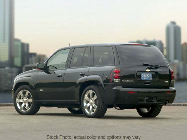 Used 2008  Chevrolet Trailblazer 4d SUV 4WD LT1 at Good Wheels near Ellwood City, PA
