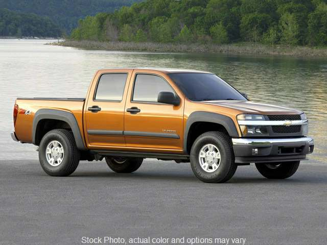 2008 Chevrolet Colorado 4WD Crew Cab LT1 at Good Wheels near Ellwood City, PA