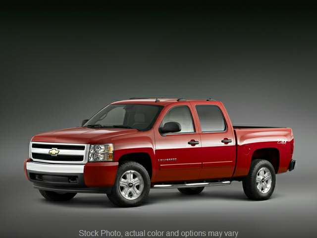 2008 Chevrolet Silverado 1500 4WD Crew Cab LS at City Wide Auto Credit near Toledo, OH