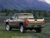 Used 2008  Chevrolet Silverado 1500 4WD Ext Cab WT at Stateline Auto Group near Andover, OH
