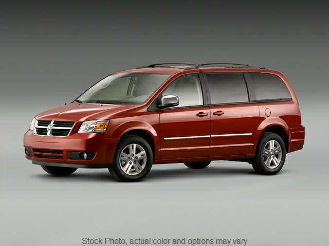 2008 Dodge Grand Caravan 4d Wagon SXT 3.8L at Good Wheels near Ellwood City, PA