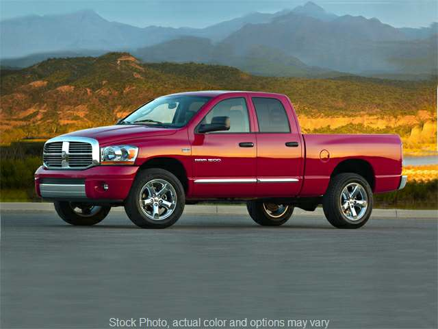 Used 2008  Dodge Ram 1500 4WD Quad Cab SLT at Carriker Auto Outlet near Knoxville, IA