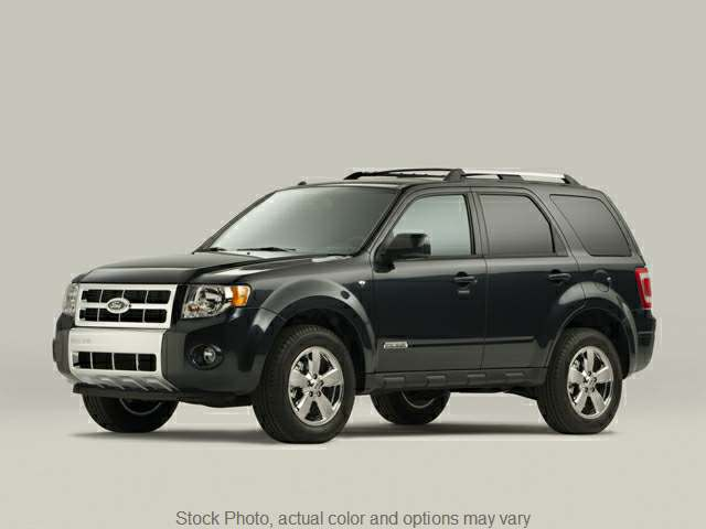 2008 Ford Escape 4d SUV 4WD XLT V6 at The Car Shoppe near Queensbury, NY