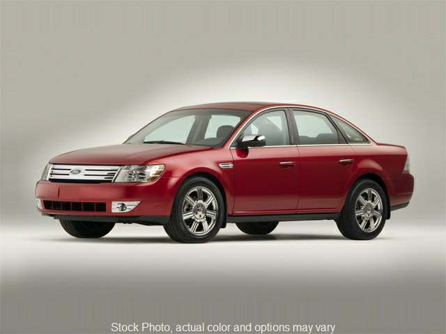 Used 2008  Ford Taurus 4d Sedan SEL at Action Auto Group near Oxford, MS