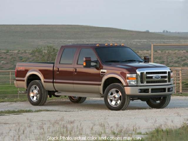 Used 2008  Ford F350 4WD Crew Cab Lariat SRW at Premier Car & Truck near St. George, UT