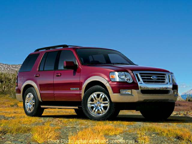 2008 Ford Explorer 4d SUV 4WD XLT V6 at Good Wheels near Ellwood City, PA