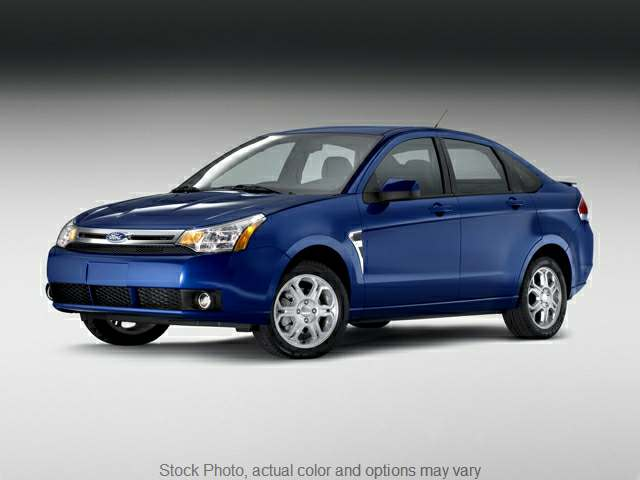 Used 2008 Ford Focus 4d Sedan SE at Action Auto - Starkville near Starkville, MS