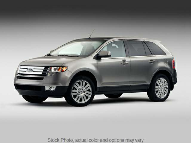 Used 2008  Ford Edge 4d SUV FWD Limited at D&D Truck and Auto near Graham, NC
