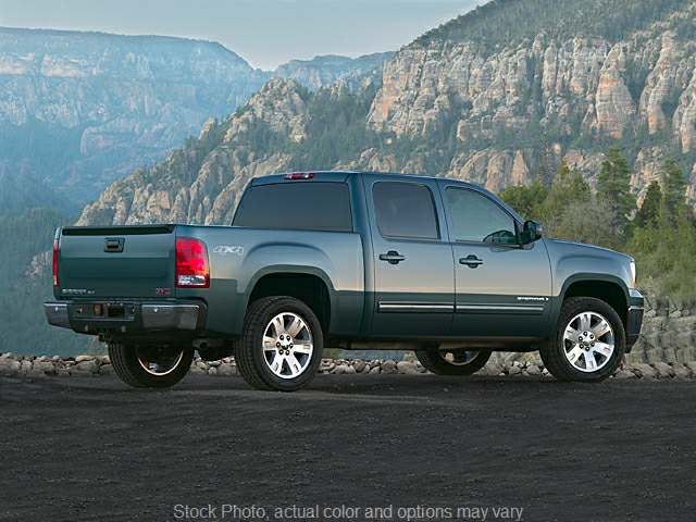 Used 2008  GMC Sierra 1500 4WD Crew Cab SLE2 at Truck Town Ltd near Bremerton , WA