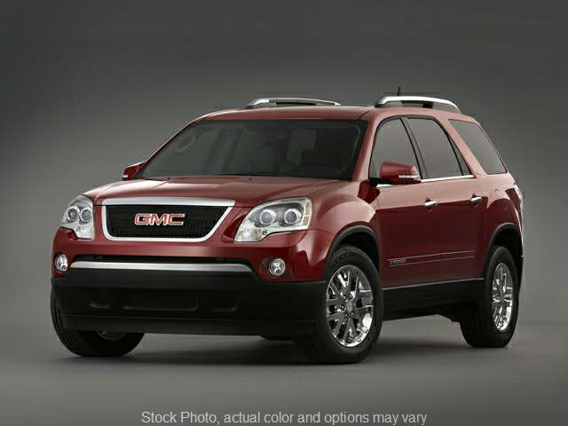2008 GMC Acadia 4d SUV 4WD SLT-2 at Good Wheels near Ellwood City, PA